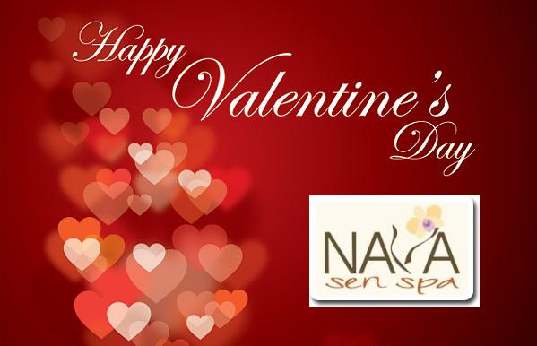 Happy Valentines Nava Sen Spa